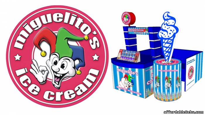 1st picture of Miguelitos Ice Cream Franchise For Sale in Cebu, Philippines