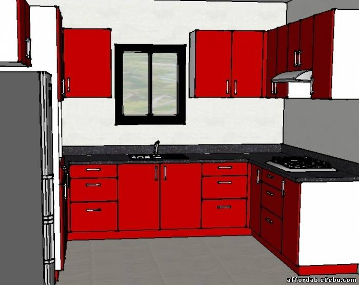 Beau Modular Kitchen Cabinet For Cebu City Philippines 29037