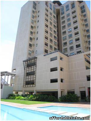 For Rent Fully Furnished Studio Condo Very Near Ayala Mall