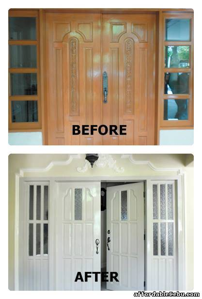 1st picture of AFFORDABLE RENOVATION, REPAIRS AND DESIGNING SERVICES Offer in Cebu, Philippines