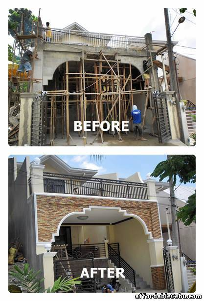 2nd picture of AFFORDABLE RENOVATION, REPAIRS AND DESIGNING SERVICES Offer in Cebu, Philippines
