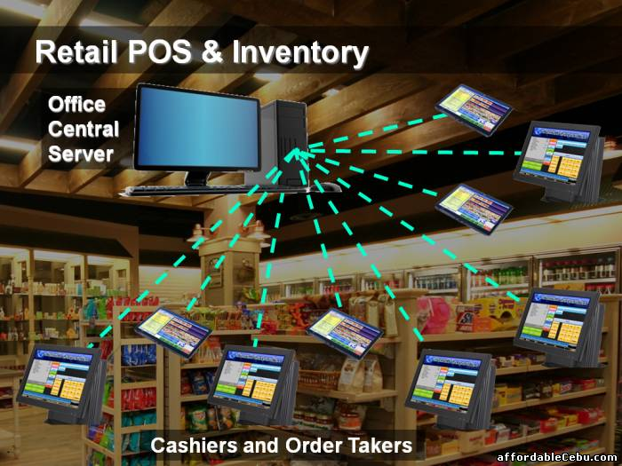 Filipino authors sales and inventory system