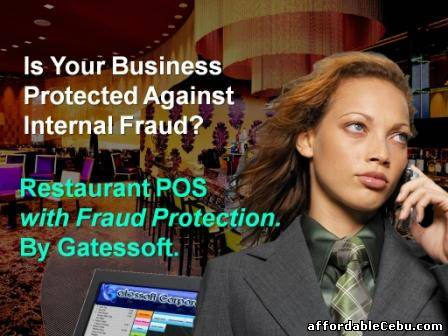 1st picture of IS YOUR RESTAURANT SAFE FROM INTERNAL FRAUD? RESTAURANT POS PHILIPPINES. For Sale in Cebu, Philippines