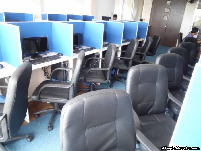 1st picture of CALL CENTER SEAT LEASING CEBU For Rent in Cebu, Philippines