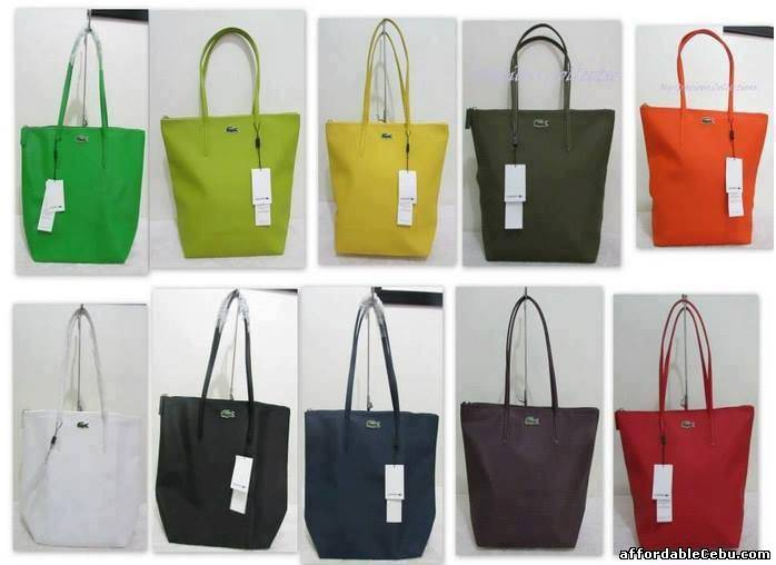 07afac4fb1 4th picture of Lacoste Bag and Shirts For Sale in Cebu, Philippines