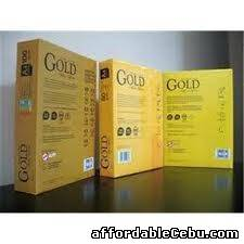 2nd picture of Gold star paper  A4 Copy Paper 80gsm/75gsm/70gsm For Sale in Cebu, Philippines