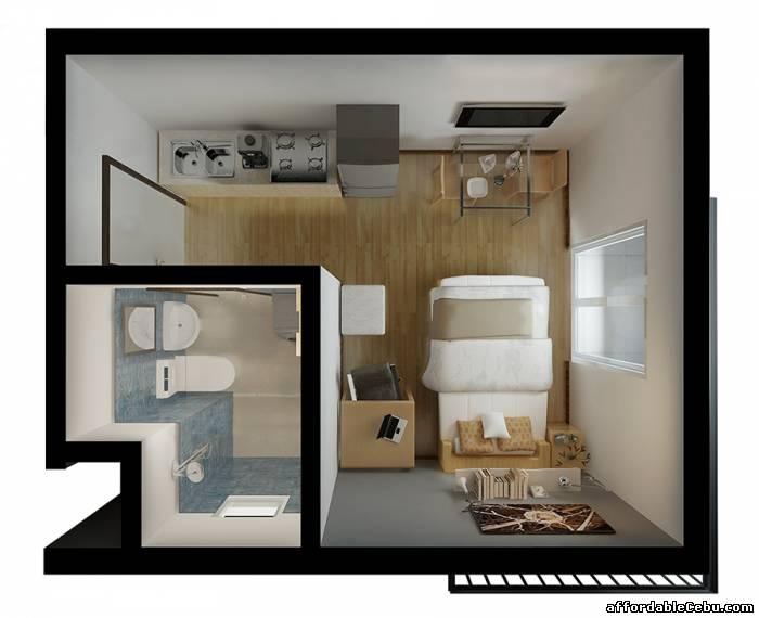 Affordable Studio Type Condo Building 4 At Mevisa Garden