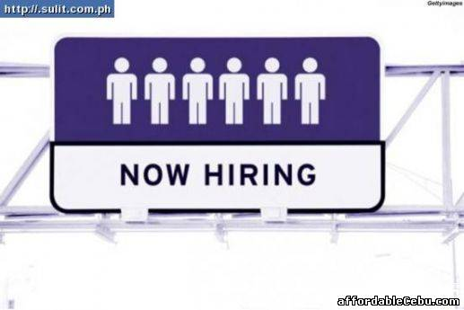 1st picture of URGENT HIRING! Personal Secretary Looking For in Cebu, Philippines