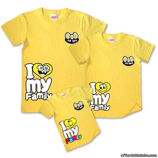 Family T Shirt Made To Order Rubberized Print High