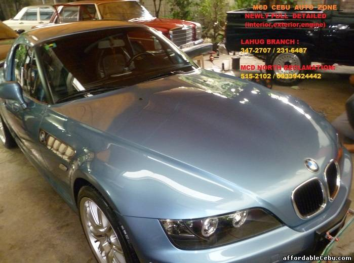 2nd picture of AUTO DETAILING CEBU, AUTO PAINTING W/ 2K CERAMIC WET LOOK & EXTREMELY SHINY CAR PAINT, BEST AUTO UPHOLSTERY, AUTO BODY REPAIR & MODIFICATION Looking For in Cebu, Philippines