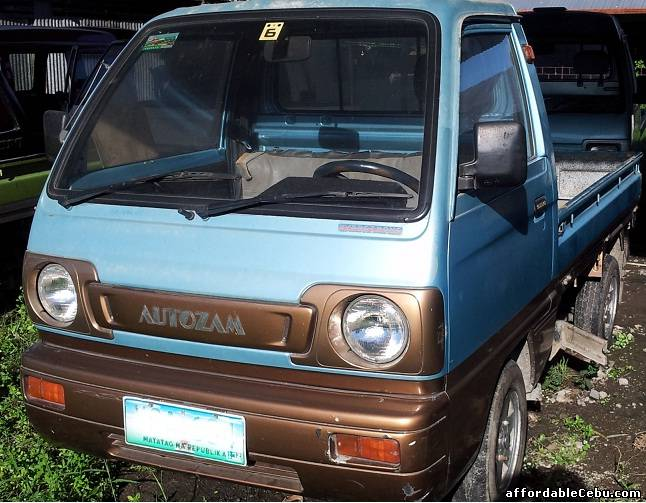 1st picture of 350 pesos a day only and Own a Suzuki Multicab Pickup For Sale in Cebu, Philippines