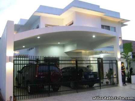 Brand New Modern  Bedroom House In Consolacion Inside Subdivision - 5 bedroom house modern