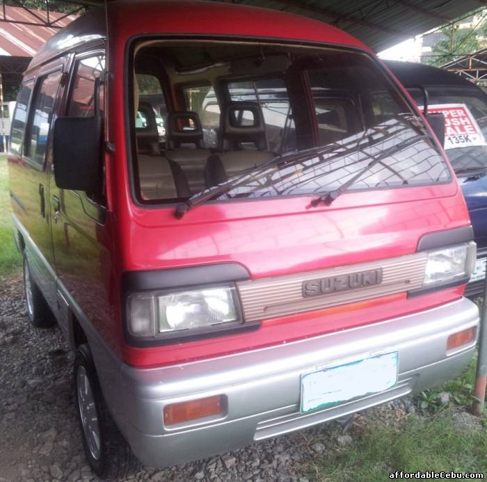 1st picture of Bring Home Suzuki Multicab Van for 400 pesos / day Only For Sale in Cebu, Philippines
