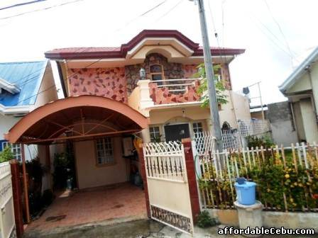 Picture of Rush sale by owner semi furnish house in timpolok lapulapu For Sale in Cebu, Philippines