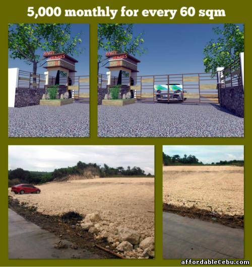 1st picture of Lot for Installment in Consolacion @ 5000 straight monthly, NO EQUITY,RESERVATION,DOWNPAYMENT AND ZERO INTEREST Offer in Cebu, Philippines