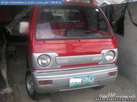 1st picture of multicab for rent for lipat bahay For Rent in Cebu, Philippines