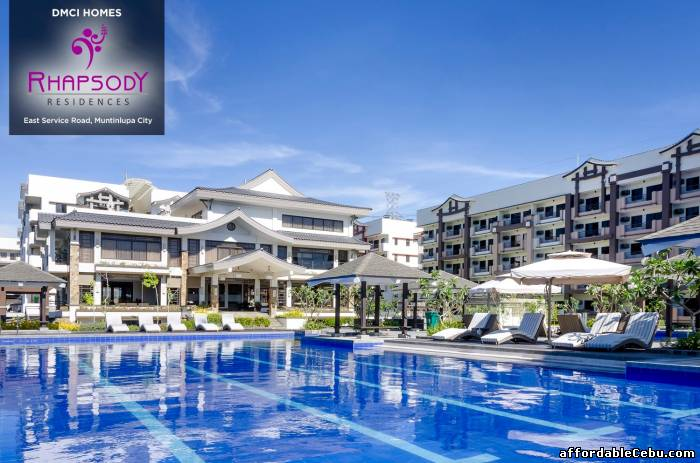 3rd picture of 2br condo in alabang Rhapsody Residences Flood Free Muntinlupa For Sale in Cebu, Philippines