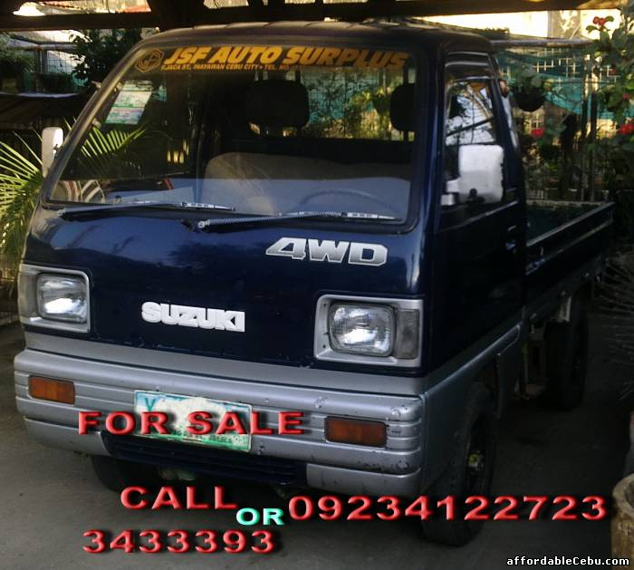 1st picture of 4X4 Multicab Pickup 5 Speed with Extra 1 Low Gear For Sale in Cebu, Philippines