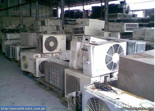 Buying Defective Aircon And Computers Looking For Cebu