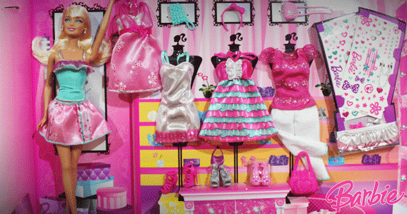 1st picture of Barbie Fashion Gift Set For Sale in Cebu, Philippines