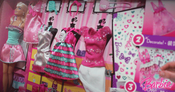 3rd picture of Barbie Fashion Gift Set For Sale in Cebu, Philippines