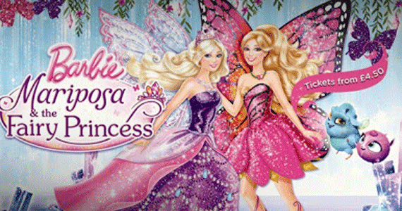 1st picture of Barbie Mariposa and The Fairy Princess For Sale in Cebu, Philippines