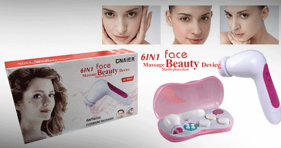 1st picture of 6 in 1 Facial Cleaning Set For Sale in Cebu, Philippines