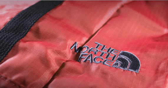 3rd picture of North Face Foldable Bag For Sale in Cebu, Philippines
