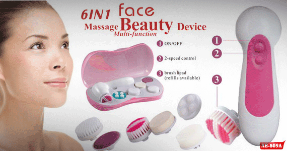 4th picture of 6 in 1 Facial Cleaning Set For Sale in Cebu, Philippines