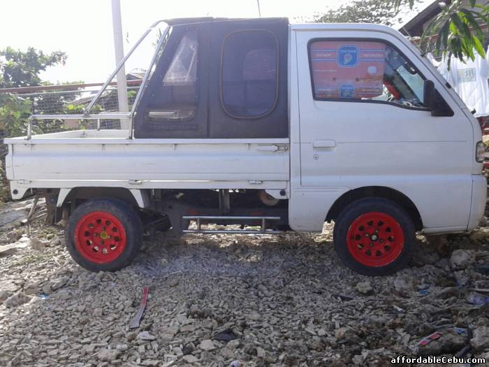 3rd picture of SuZuki Multicab Pick Up For Sale in Cebu, Philippines