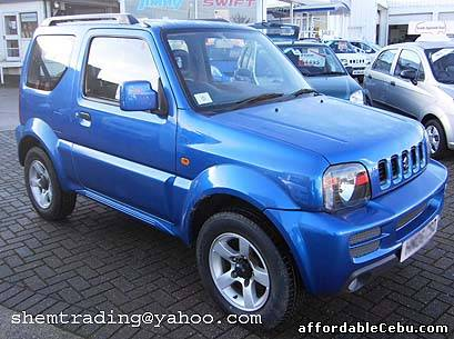 1st picture of Suzuki Jimny tipid sa gas 12 valve only  not 1.3 engine, cute For Sale in Cebu, Philippines