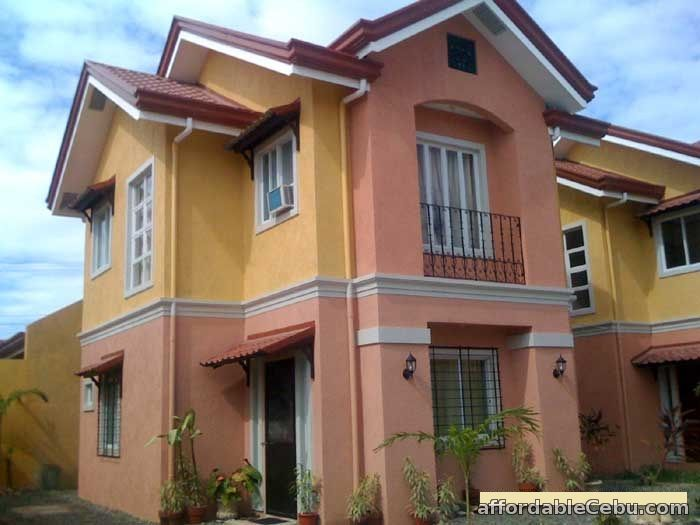 1st picture of House and Lot for sale- Costa Del Sol Subd. Gala Model in Lapu lapu For Sale in Cebu, Philippines