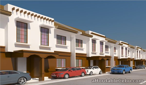 1st picture of House and Lot for sale- 2 Storey Townhouse in Agus, Lapu-lapu For Sale in Cebu, Philippines