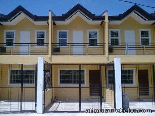 1st Picture Of 3 Row Apartment For Rent In Lahug Cebu City