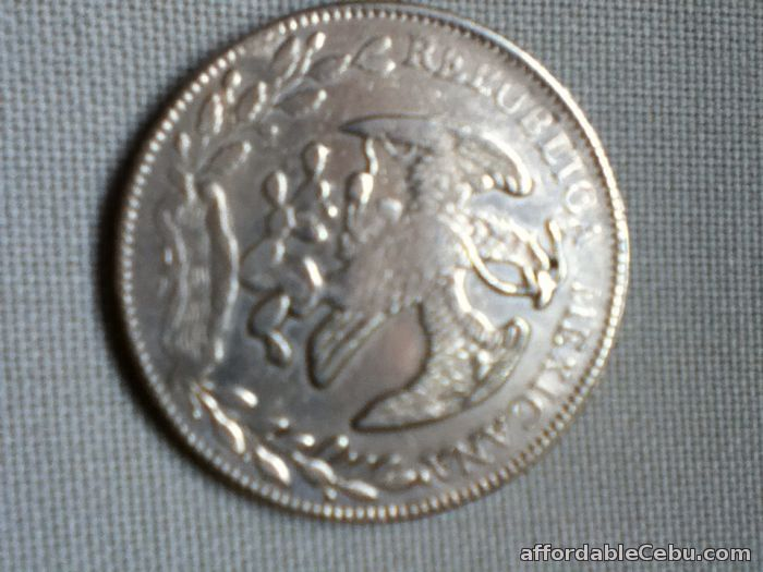 1st picture of 1875 Mexican 8 Reales Coin For Sale in Cebu, Philippines