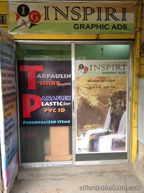 3rd picture of TARPAULIN / STICKERS' PRINTING SERVICES Offer in Cebu, Philippines