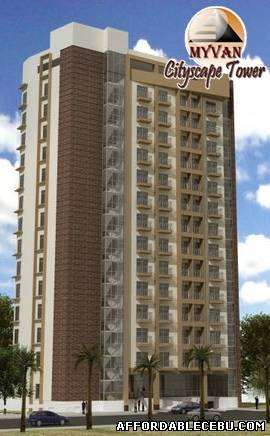 1st picture of MyVan Cityscapes Tower @ Panagdait, Mandaue City For Sale in Cebu, Philippines
