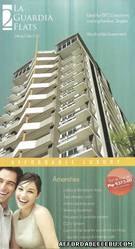 1st picture of Affordable Luxury: La Guardia Flats 2 @ Lahug, Cebu City For Sale in Cebu, Philippines
