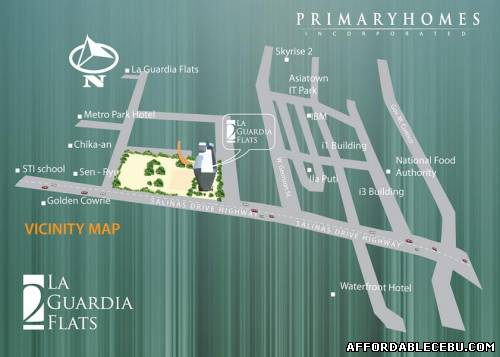3rd picture of Affordable Luxury: La Guardia Flats 2 @ Lahug, Cebu City For Sale in Cebu, Philippines