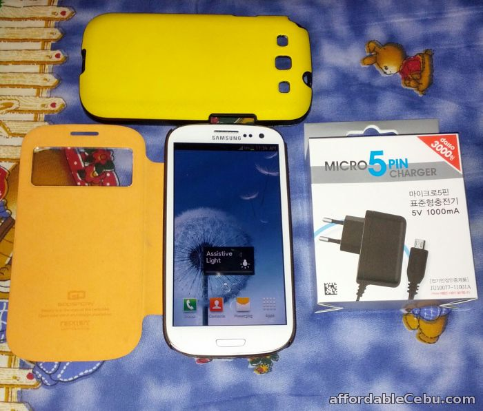 1st picture of Samsung Galaxy S3 and Galaxy S2 HD, LG Optimus VU 2 Brand New For Sale in Cebu, Philippines