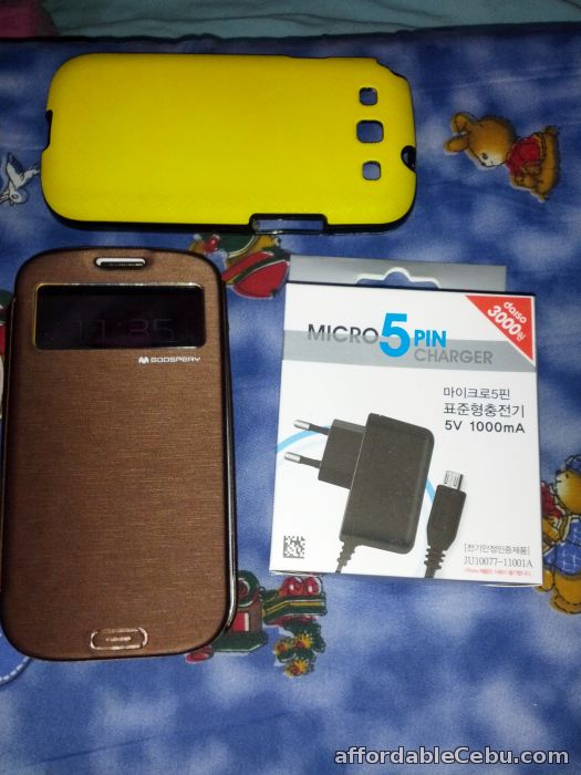 2nd picture of Samsung Galaxy S3 and Galaxy S2 HD, LG Optimus VU 2 Brand New For Sale in Cebu, Philippines