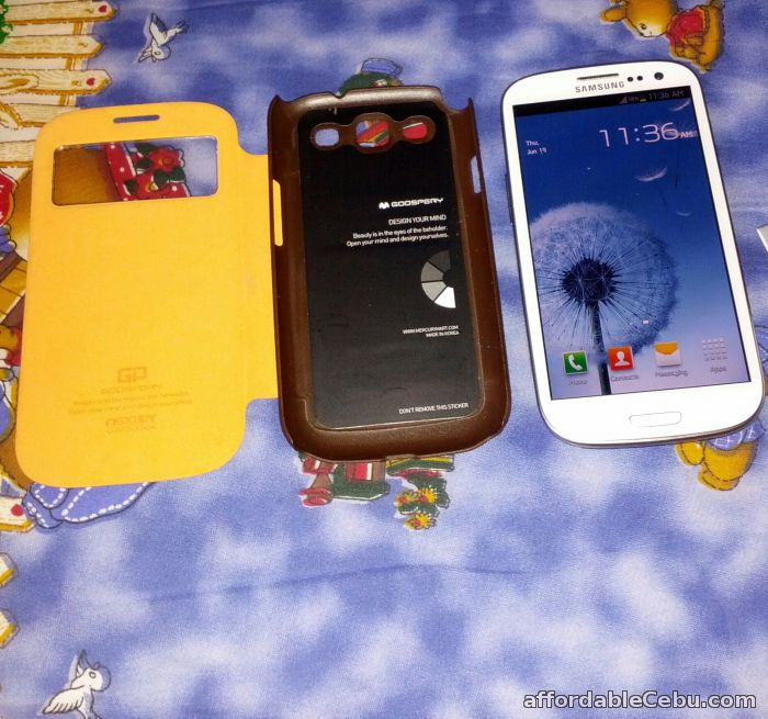 3rd picture of Samsung Galaxy S3 and Galaxy S2 HD, LG Optimus VU 2 Brand New For Sale in Cebu, Philippines
