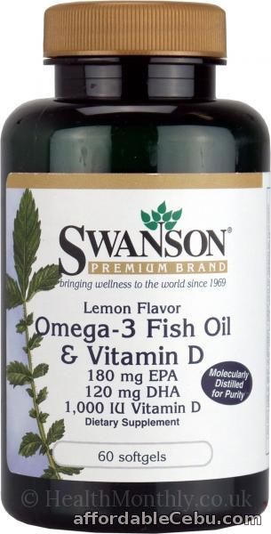 Swanson omega 3 fish oil plus gift of whitening soap for for Fish oil blood thinner