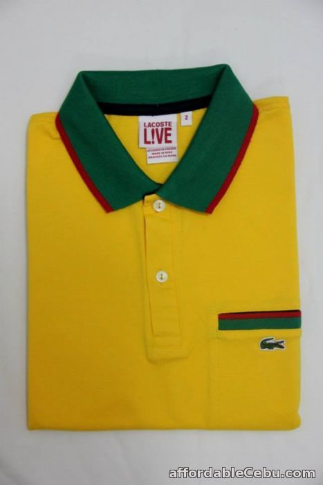 936c0e863c714 1st picture of Lacoste Live Original Shirt for MEN (Ultra Slim) with pocket  For