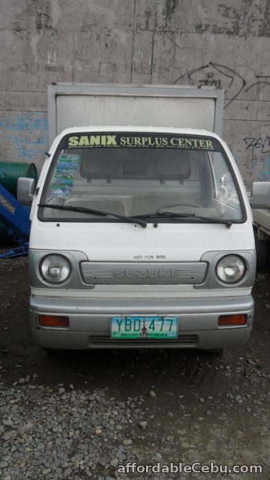 2nd picture of Aluminum Suzuki Multicab Van For Sale in Cebu, Philippines