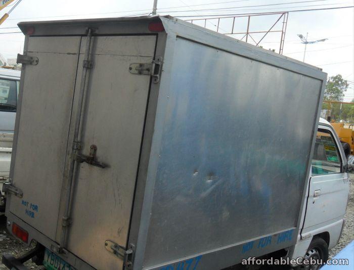 4th picture of Aluminum Suzuki Multicab Van For Sale in Cebu, Philippines