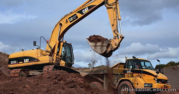 1st picture of Construction Equipment Supplies Offer in Cebu, Philippines