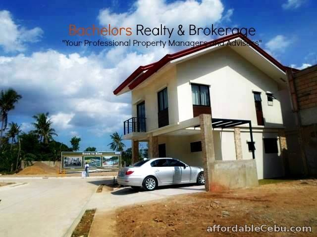 2nd picture of Luana Homes at Upper Calajoan, Minglanilla Single Detached  HOUSE AND LOT FOR SALE IN LUANA HOMES For Sale in Cebu, Philippines