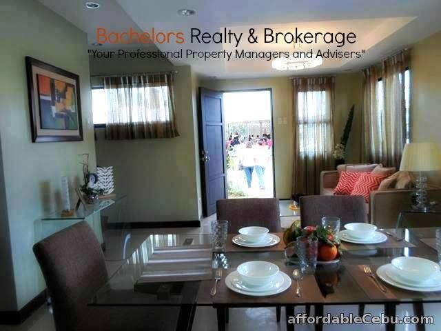 3rd picture of Luana Homes at Upper Calajoan, Minglanilla Single Detached  HOUSE AND LOT FOR SALE IN LUANA HOMES For Sale in Cebu, Philippines