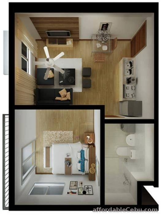 2nd picture of Condominium for sale in Lahug Cebu City For Sale in Cebu, Philippines
